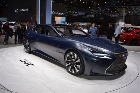 lexus lf fc interior lexus lf fc concept car webloganycar
