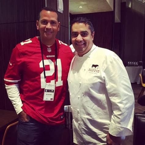 niners and chargers alex rodriguez hung out tailgate before 49ers chargers