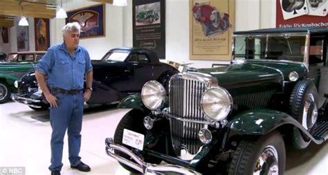 jay leno settles vintage car legal dispute over 1931 hot heir 1931 movie