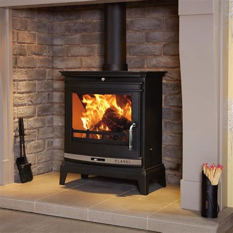 The Fireplaces by Next Day Delivery Flavel Rochester Multifuel Stove