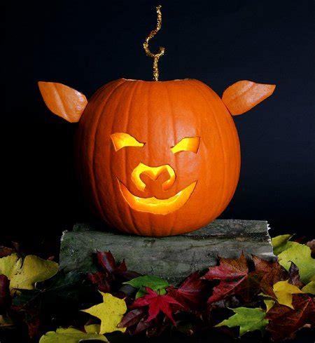 pig pumpkin template scary pig pumpkin pumpkin carving ideas for