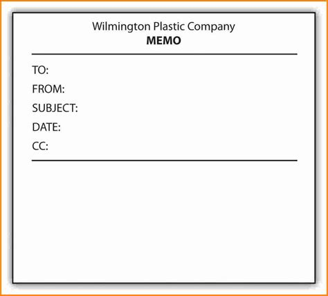 memo outline template blank memo best template design images