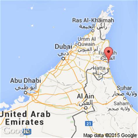 resort fujairah map le meridien al aqah resort fujairah united arab