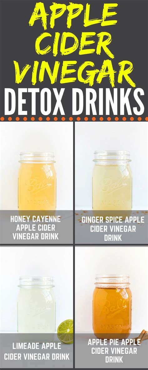 Can Apple Cider Vinegar Detox Your From Thc by Best 25 Apple Cider Vinegar Ideas On Apple
