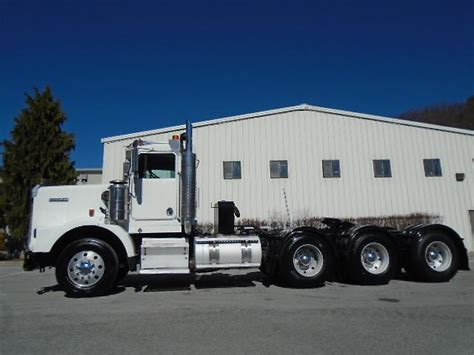 kenworth heavy haul for sale 1996 kenworth t800b tri axle tri drive heavy haul spec