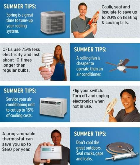 summer energy saving tips energy saving tips home energy saving tips pinterest
