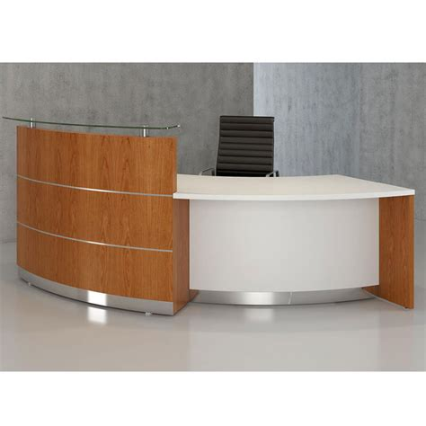 walnut reception desk reception desk in walnut reception counter walnut