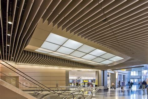 acoustical ceiling baffles mccarran rent a car center