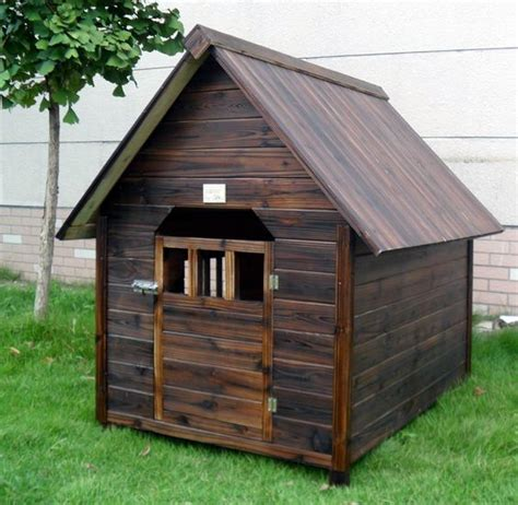 dog house for husky outdoor large husky water resistant wood dog house kennel8 in houses kennels pens