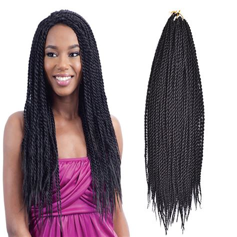 Hairstyles For Senegalese Twist Braids by Ombre Senegalese Twist Hair Crochet Braids