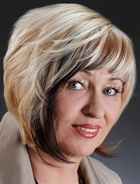 short angled bob cuts for women over 60 short angled bob cuts for women over 60