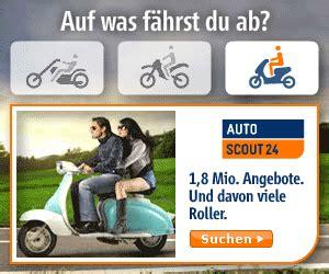 Motorrad Und Roller Springe by G 252 Nstig Motorrad Oder Roller Bei Autoscout24 Finden