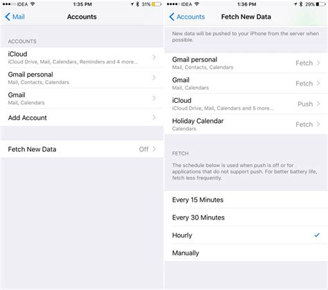 email new how to set up your email accounts on iphone or ipad