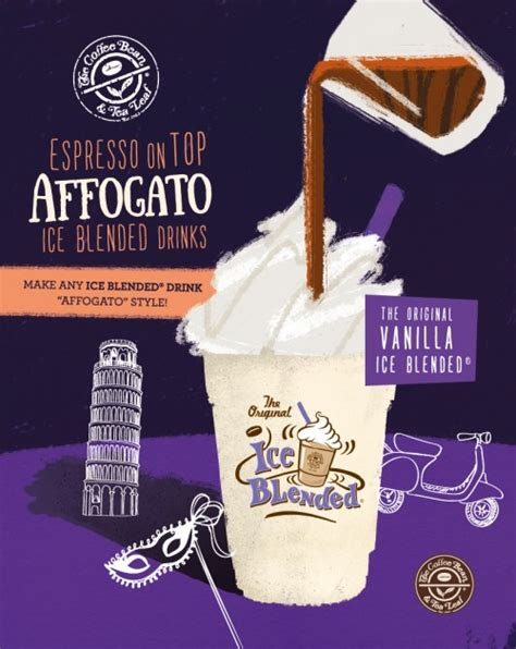 Minuman Di Coffee Bean And Tea Leaf peluang menangi vespa lt150 bernilai melebihi rm10 000