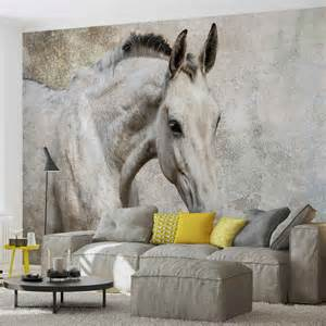 Horse Wall Murals horse pony wall mural photo wallpaper 1218dk