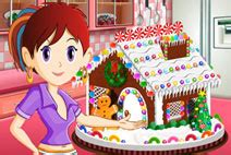 sara s cooking class gingerbread house sara s cooking class gingerbread house game cookinggames me