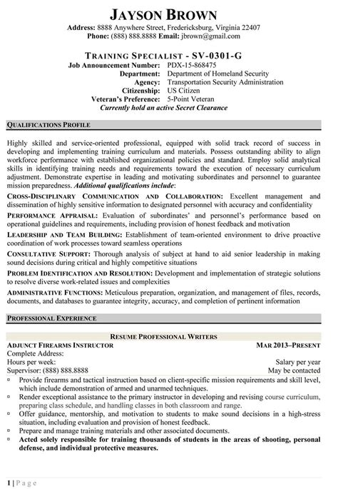 Resume Specialist by Resume Specialist Resume For Study