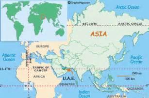 Uae World United Arab Emirates Links Maps