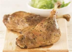 confit de cuisses de canard canards du lac brome