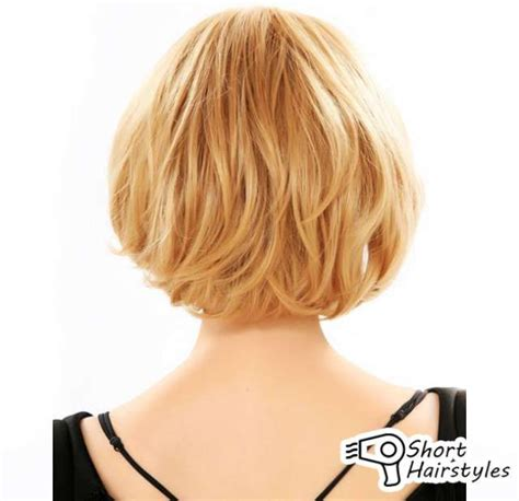 short hairstyles for fine hair back view short hairstyles for fine hair back view 2014 short