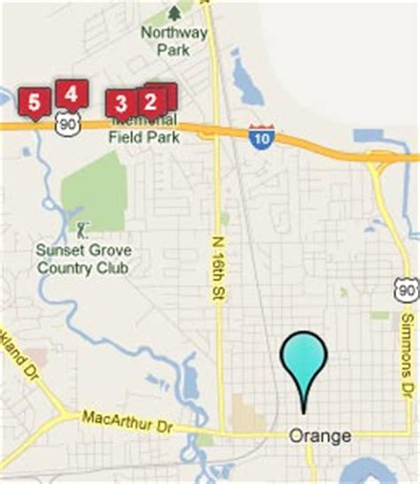 map of orange texas orange texas hotels motels see all discounts