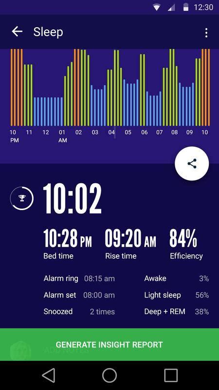 sleep cycle apk sleep time sleep cycle smart alarm clock tracker apk