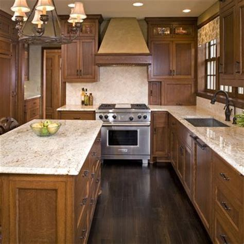 kitchen floor ideas with dark cabinets oak cabinets dark floor design ideas pictures remodel