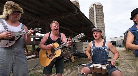 hillbillies band    bluegrass cover   punk rock hit society  rock