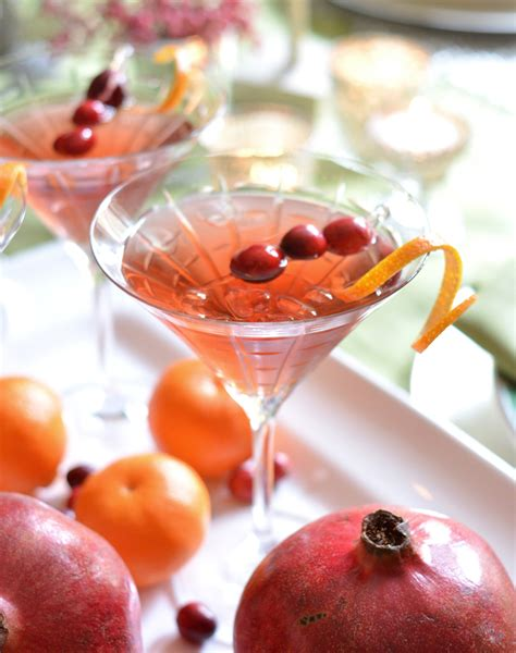 martini cranberry cranberry pomegranate martinis centsational style