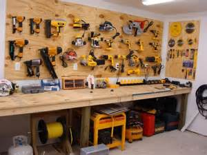 room setup tool garage workshop ideas go back gt gallery for gt garage