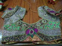 pattern works in coimbatore peacock work blouses designs blouse designs pinterest
