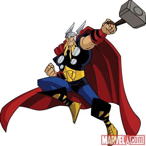 Film Thor Cartoon | thor cartoon thor concept art from marvel s avengers