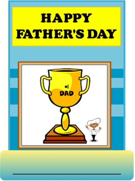 make your own fathers day card happy healthy fathers day make your own cards printable