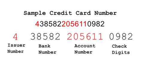 Format Credit Card Number Javascript What The Numbers On Your Many Credit Cards Point Me To The Plane