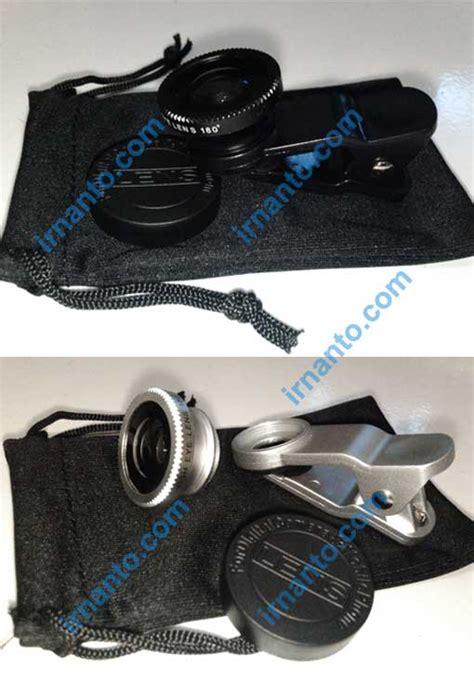 Lensa Fish Hp jual fisheye lens clip universal irnanto