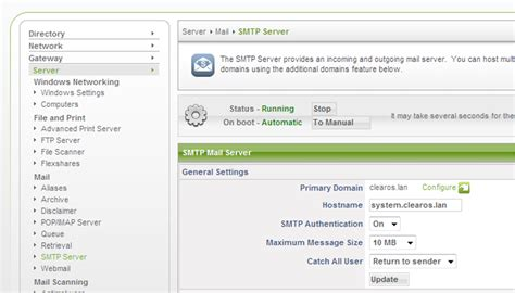 cara membuat smtp yahoo cara membuat mail server di clearos 5 2 inspiratif