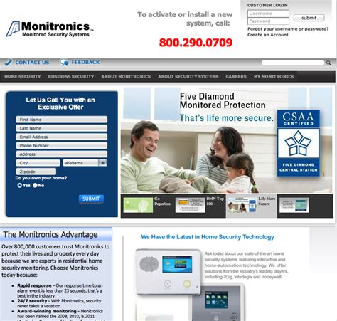 monitronics reviews real customer reviews