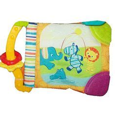 Bright Starts Bunch O Elephant T2909 4 bright starts teether books are designed to spark an early