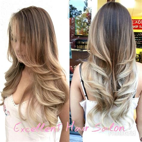 how to do balayage with twisting hair ombre and balayage hair styles and color 1 hairzstyle