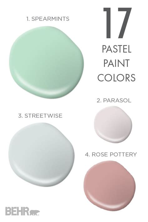 pastel paint colors best 25 pastel paint colors ideas on pinterest vintage