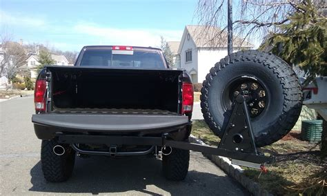 hitch mounted spare tire carrier swing away hitchgate spare tire carrier wilco offroadwilcooffroad com
