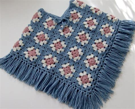 pattern crochet squares 37 creative crochet poncho patterns for you patterns hub