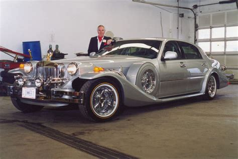 Auto Zimmer by Zimmer Motor Car Co The Finest Neo Classic Motor Cars