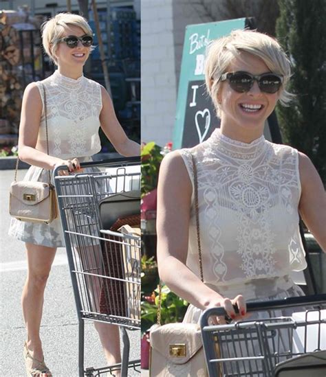how does julianne hough style her pixie cut julianne hough pixie http top yournextshoes com 2014 02