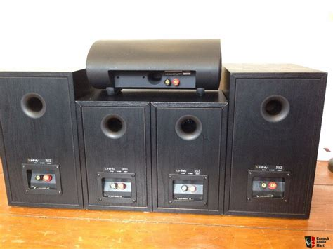 infinity speaker set rs2 rs1 cc1 bookshelf