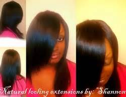 braidless sew ins in little rock arkansas shannon tillman the extensionista great extensions in