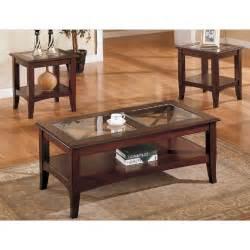 Coffee Tables Sets 3 A J Homes Studio Sherwood 3 Coffee Table Set