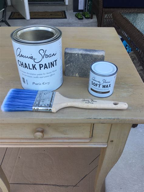 chalk paint process 5 easy steps to chalk painting furniture diane and dean diy