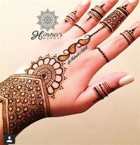 simple amp beautiful arabic mehndi designs for hands 2016