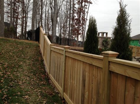 garden wall cost calculator wood fence cost and pricing privacy and picket bryant